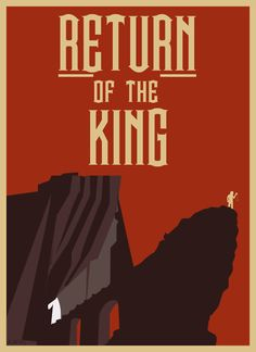 The Lord of the Rings: Return of The King by Adrein Horan aka Awal