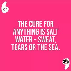 The cure for anything is salt water – sweat, tears or the sea. #bluesea #seasound #seawaves #sea_lovers #beachlife #seasideview #ocean #sealover #beach #sealovers #goodtimes #goodvibes #vibes #instalove #instalike #naturephotography #relax #salt #sport #workout #fitfam #fitness #sweat #tears #cry #mental #mentalhealth #letitout #letitgo #talk