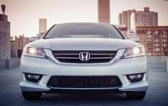 The rooftop is a great place to shout that you love your Accord.