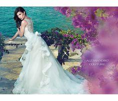 Aceta, abito di Alessandro Angelozzi Couture