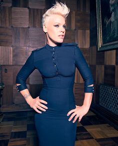 pink the singer pictures | Pink: 'Now every time I hear a curse word in one of my songs it's ...