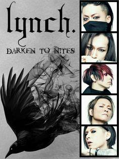 lynch.×DARKEN TO NITES - 暗黒の未来 -