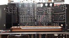 Control Voltage Keyboard Modular Synthesizer