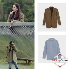 These are Son Ye-Jin's notable outfits from episodes 3 and 4 of K-drama 'Crash Landing On You'. Stylish Outfits, Fall Outfits, Fashion Outfits, Womens Fashion, Fashion Trends, Fashion Dictionary, Fashion Vocabulary, Korea Fashion, Korean Outfits