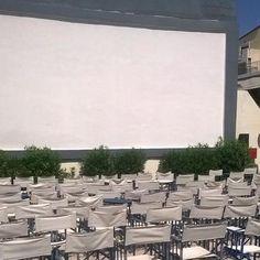 Σινε Όνειρο Θερινό Outdoor Cinema, Under The Stars, Athens, Summer, Summer Time, Drive Thru Movie Theater, Outside Movie, Athens Greece