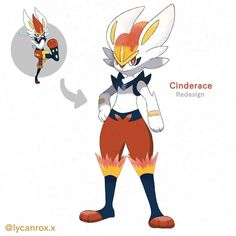 Lycanrox X On Instagram Despite Picking Scorbunny I Wasn T Too Pleased With Cinderace S Design And Decided To Put Down So Pokemon Drawings Pokemon Sketches