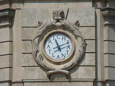 Atlanta, GA Rich's Department Store clock by army.arch, via Flickr