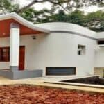 India's first 3D printed house by IIT Madras startup Construction Process, Construction Materials, Water Cement Ratio, 3d Printed House, Urban Affairs, Architectural Scale, Portland Cement, 3d Printing Technology, Habitat For Humanity