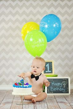 Imogen Thomas shares fab cake smash pics - and we share our faves from Pinterest | BabyCentre Blog
