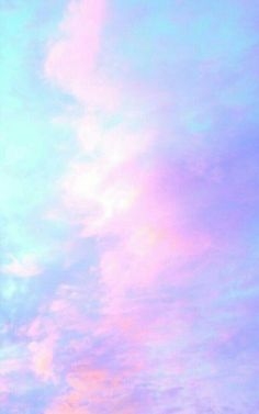 pastel color page Wallpaper Sky, Wallpaper Pastel, Watercolor Wallpaper, Rainbow Wallpaper, Glitter Wallpaper, Iphone Background Wallpaper, Aesthetic Pastel Wallpaper, Aesthetic Wallpapers, Pastel Clouds
