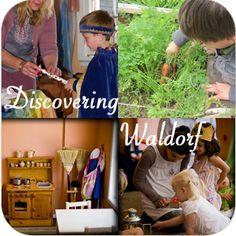 Discovering Waldorf :: Waldorf Homeschool Tips - The Magic Onions