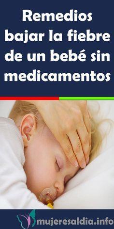 remedios para la fiebre en los bebes