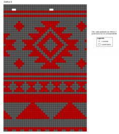 Materiales gráficos Gaby: Mochila wayuu a crochet paso a paso