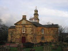 love this church in hamilton, scotland