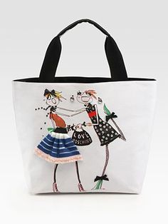 Bag Illustration, Painted Bags, Leather Purses, Leather Totes, Leather Bags, Fabric Bags, Handmade Bags, Canvas Tote Bags, Handbag Accessories