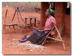 Women @ work (II) - Mbuji Mayi, Kasai-Oriental - Democratic Republic of Congo
