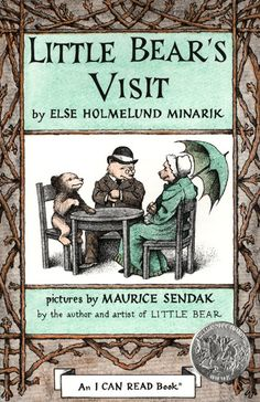 The Hardcover of the Little Bear's Visit (I Can Read Book 1 Series) by Else Holmelund Minarik, Maurice Sendak I Can Read Books, Used Books, Great Books, My Books, Story Books, Maurice Sendak, Laura Ingalls Wilder, Lund, Illustrator