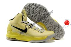 Cheap Buy ID Tartrazine Yellow Black 554988 700 Nike Zoom KD V Holiday Promotions