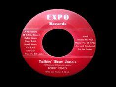 Bobby Jones  - Talkin' 'Bout Jones