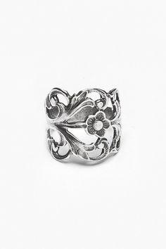 Hazel Spoon Ring