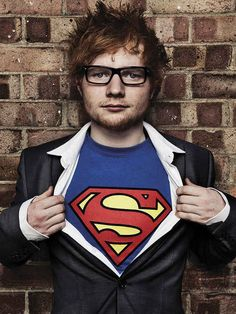 He's got a Nando's black card. | 21 Cute Facts You Really Ought To Know About Ed Sheeran