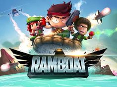 Ramboat Hero Shooting Game for android v2.4.1 Apk » ITdaklak.Info