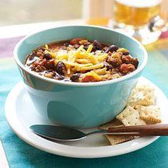 Easy Chili Recipe | MyRecipes.com