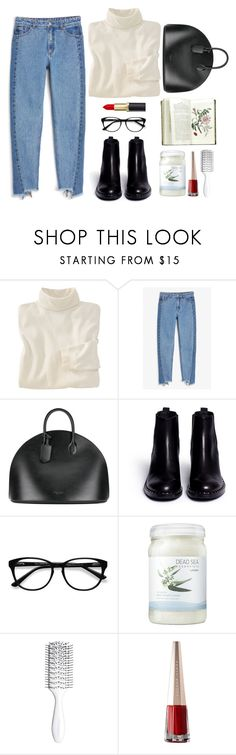 """""""Casual"""" by foximperial ❤ liked on Polyvore featuring Woolrich, Monki, Calvin Klein 205W39NYC, Ash, EyeBuyDirect.com, Ahava, Hershesons, casual and casual_women"""