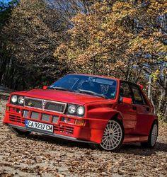 … Super Sport Cars, Super Cars, Alfa Cars, Vinyl Wrap Car, Move Car, Automobile, Mitsubishi Cars, Lancia Delta, Top Cars
