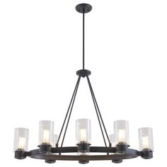 Found it at AllModern - Essex Special Edition 8 Light Candle-Style Chandelier