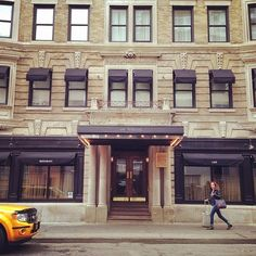 Chic in New York: The Marlton Hotel