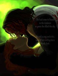 The Unkiss: Sandor Clegane & Sansa Stark during the Battle of Blackwater Bay. Eddard Stark, Sansa Stark, Battle Of Blackwater, The Hound And Sansa, Rory Mccann, Game Of Thones, A Dance With Dragons, Game Of Thrones Tv, Valar Morghulis