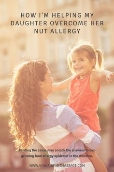 No parent needs to discover that their infant has a potentially severe nut allergy while having their first birthday celebratory cake. In 2016, that's where we found ourselves. I had family visiting, who don't eat eggs, so I made a vegan cake made of cashews and walnuts #nutallergy #kids #allergies #health #holistichealth