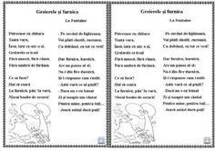 Sunetele limbii române. Vocale și consoane. Fișe de lucru