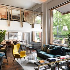 Kinnersley Kent Design Redesigns Athenaeum Hotel & Residences