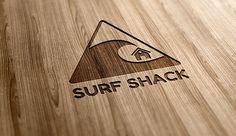 Logos, Logo Branding, Surfboard Brands, Surfboard Painting, Surf Logo, Cafe Logo, Surf Shack, Graphic Design Typography, Graphic Art
