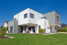 """Homeplaza - Außergewöhnliche Architektur bietet viele Freiräume - Die """"Kubatur"""" des Raumes"""