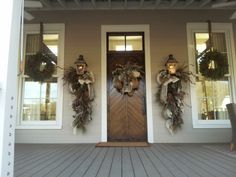 Beautifully done entrance decorations