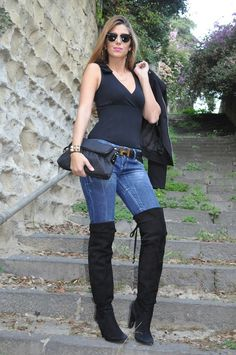 My fav jacket | Cosa Mi Metto??? - Fashion Blog