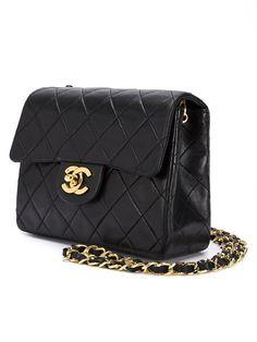 77c08946b7 Chanel Vintage  2.55  Mini Flap Bag - Farfetch