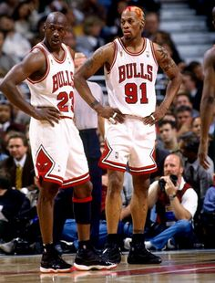 Mike And Worm, '96 Finals.