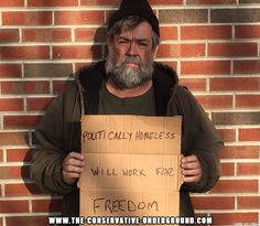 Politically Homeless | Country Conservatives