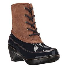 JBU by Jambu Womens Caramel Rain Boot NavyCognac 85 M US * Read more reviews of the product by visiting the link on the image.