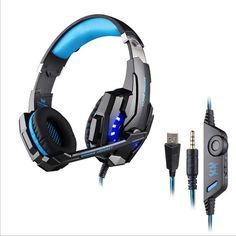 Like and Share if you want this  Original EACH G9000 3.5mm Gaming Headphone Headset Earphone Headband with Microphone LED Light for Laptop Tablet Mobile Phones     Tag a friend who would love this!     FREE Shipping Worldwide     {Get it here ---> http://swixelectronics.com/product/original-each-g9000-3-5mm-gaming-headphone-headset-earphone-headband-with-microphone-led-light-for-laptop-tablet-mobile-phones/ | Buy one here---> WWW.swixelectronics.com