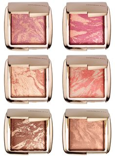 Hourglass Ambient Strobe Lighting Blushes