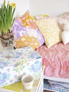 Retro- fabrics <3