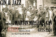 Gin&Jazz at Ovest   03/25/2014