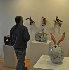 Northeast Ceramic Sculpture Exhibition 2014