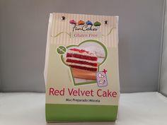 Fun cakes Red velvet Red Velvet Cake Mix, Fun Cakes, Amazing Cakes, Gluten Free, Food, Glutenfree, Meal, Eten, Meals