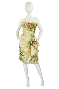 1950s Rare Philip Hulitar Silk Dress by alejandra